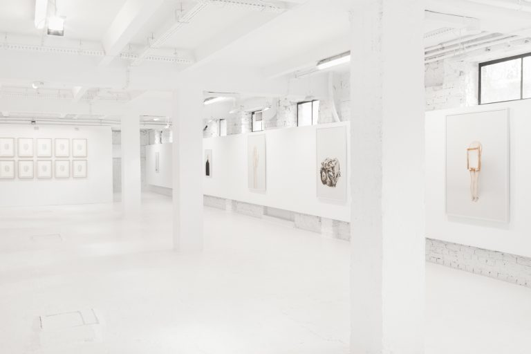 Marta Zgierska, exhibition view (Post)